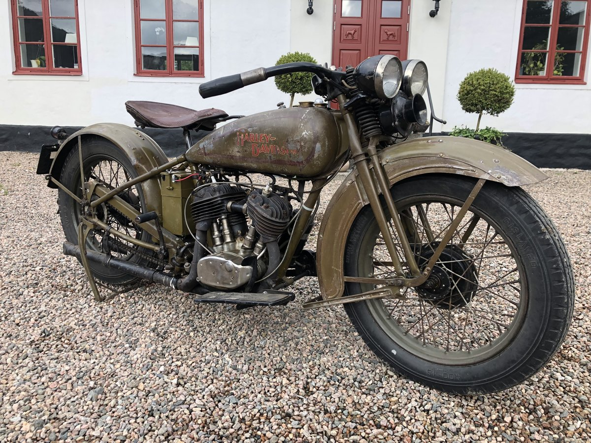 1929 Harley Davidson D 750cc For Sale (picture 4 of 5)
