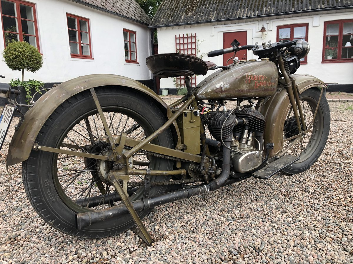1929 Harley Davidson D 750cc For Sale (picture 5 of 5)