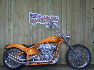 Harley-Davidson 2009 West Coast Choppers Softail 1800cc Chop