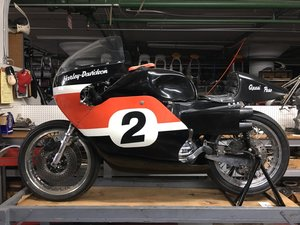 1972 Harley Davidson, XR750 Road Racer For Sale