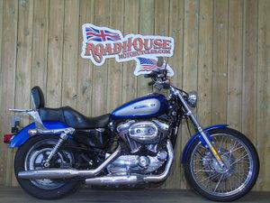 Harley-Davidson XL 1200 C Sportster Custom 2009 Only 4900 Mi