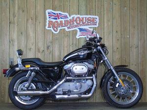2003 Harley-Davidson XL1200 Sportster Sport 100th Anniversary Mod