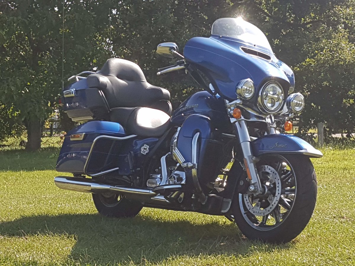 2015 Harley Davidson Electra Glide Ultra Low Just 11K For Sale (picture 2 of 6)
