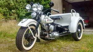 1948 Harley Davidson Servicar For Sale