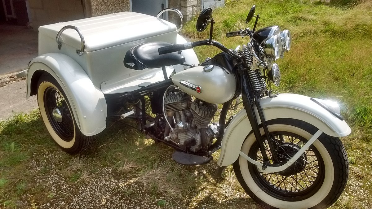 1948 Harley Davidson Servicar For Sale (picture 2 of 6)
