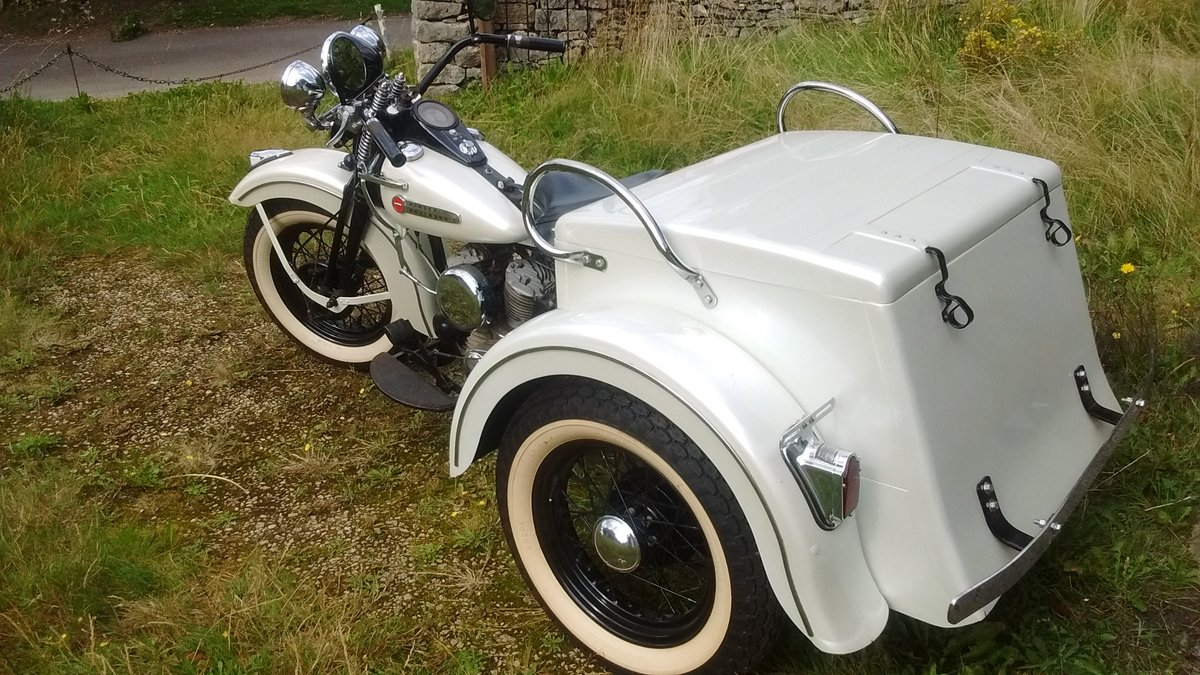1948 Harley Davidson Servicar For Sale (picture 3 of 6)