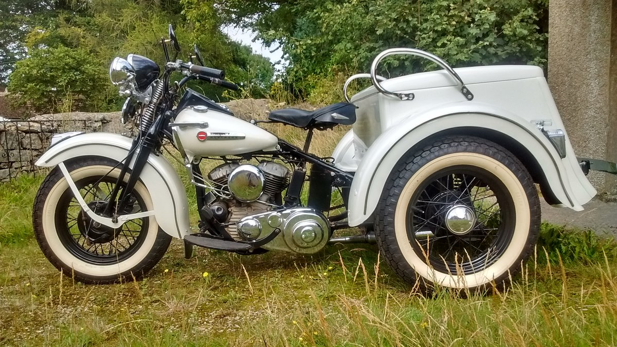 1948 Harley Davidson Servicar For Sale (picture 4 of 6)