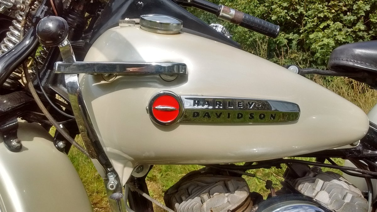 1948 Harley Davidson Servicar For Sale (picture 5 of 6)