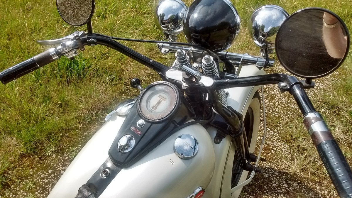 1948 Harley Davidson Servicar For Sale (picture 6 of 6)