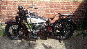 1926 Harley Davidson Model J  For Sale
