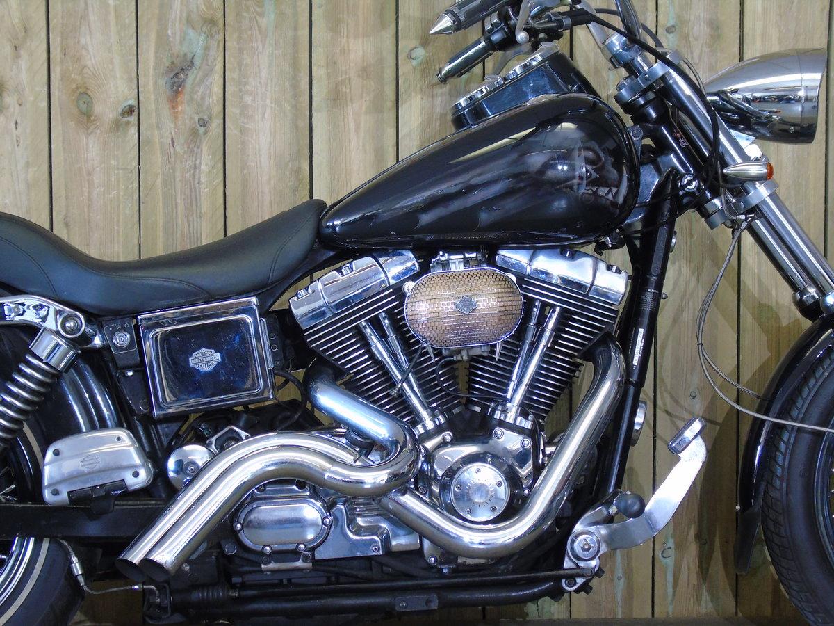 1999 Harley-Davidson FXDL 1450cc Dyna Low Rider Great Spec