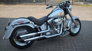 Harley davidson Fat Boy 15TH anniversary 2005 SOLD