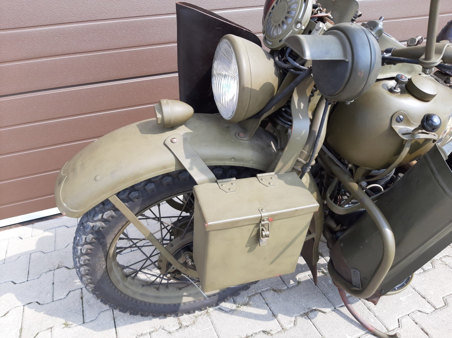 1942 Harley Davidson WLA For Sale (picture 5 of 6)