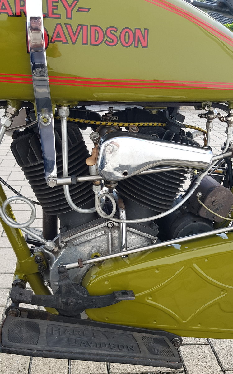 1929 Harley J-Model 1000 one of only 2.886 build For Sale (picture 6 of 6)