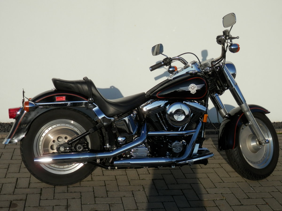 1994 Harley Evo Fat Boy Terminator SOLD (picture 1 of 6)