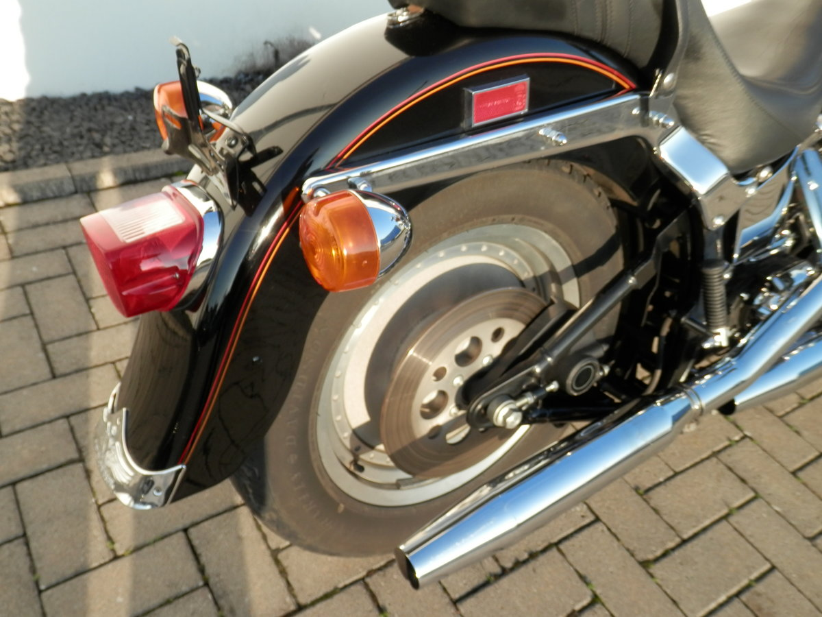 1994 Harley Evo Fat Boy Terminator SOLD (picture 5 of 6)