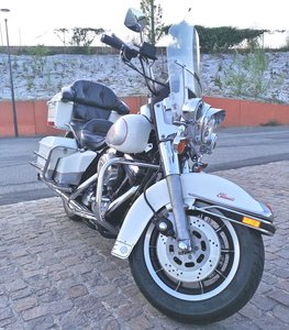 1984 HARLEY DAVIDSON SOLD by Auction