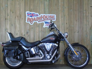 Harley-Davidson FXSTC 2008 Softail Custom 1584cc For Sale