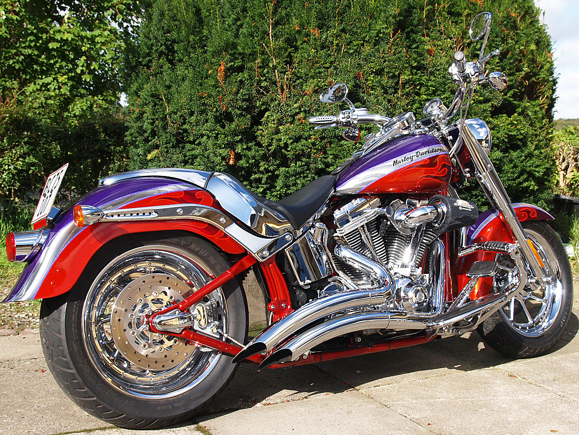 2006 Harley Davidson FLSTFSE FAT BOY SCREAMING EAGLE For Sale (picture 3 of 6)