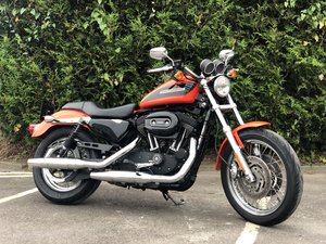 Harley Davidson XL1200R Sportster Twin front discs 2006  SOLD