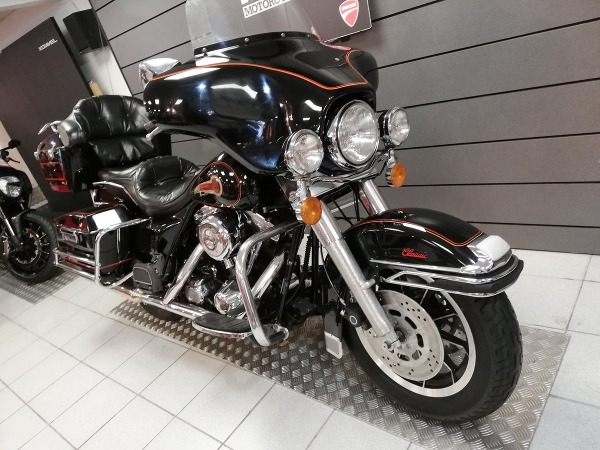 1994 Harley Davidson FLH Electra Guide Classic For Sale (picture 2 of 6)