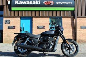 2017 17 Harley Davidson Street Rod 750 Custom Cruiser