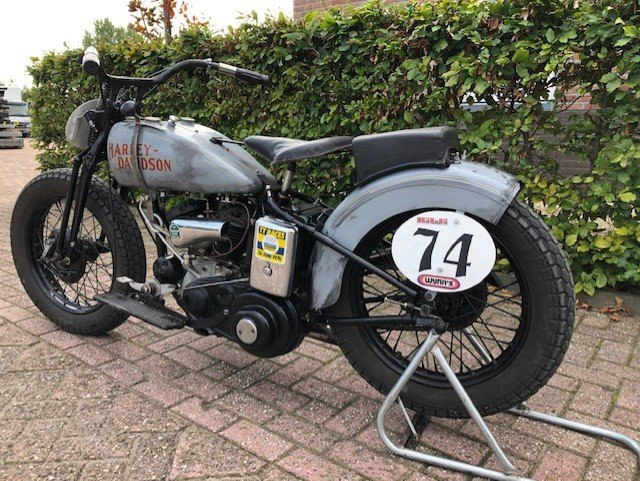 Harley-Davidson model R 1936 RACER For Sale (picture 4 of 6)