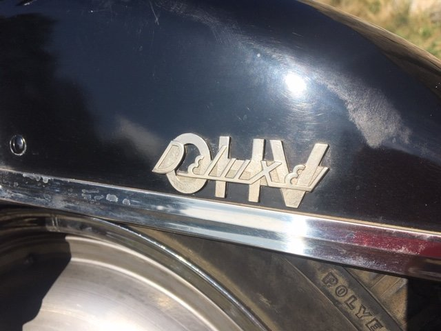 1950 Harley Davidson FL50 Panhead For Sale (picture 6 of 6)