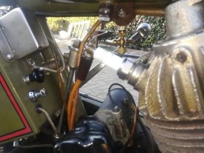 1924 Harley Davidson Model JE For Sale by Auction (picture 5 of 6)