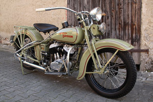 1932 Harley Davidson VL1200
