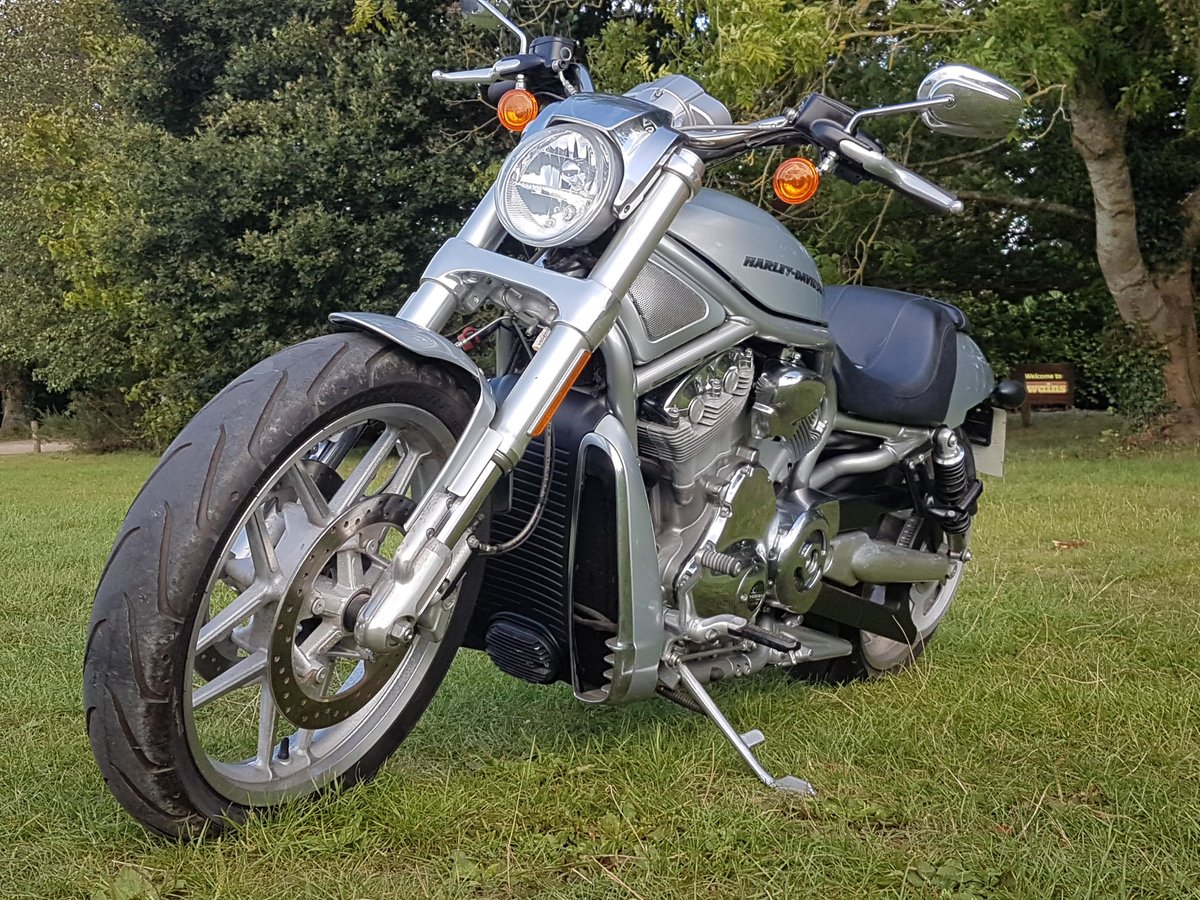 Harley Davidson Night-Rod Special 2012 Just 350 Miles VRSCDX For Sale (picture 1 of 6)
