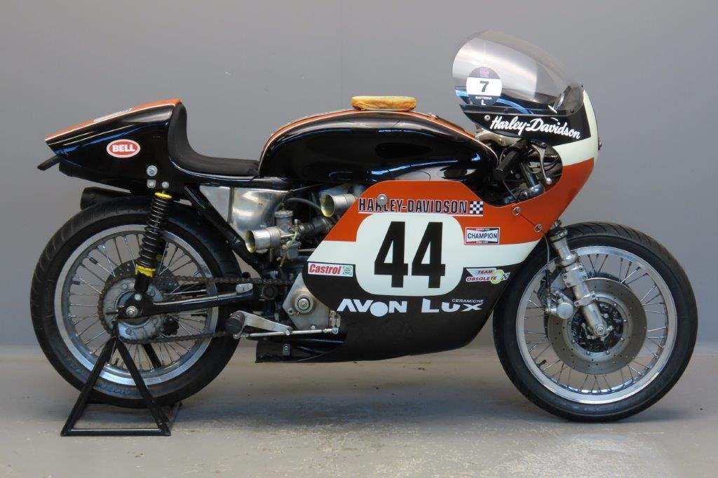 1975 For sale Harley Davidson XRTT750 Racer For Sale (picture 1 of 2)