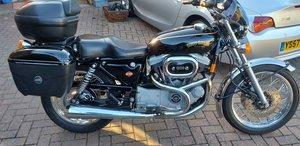 1999 Harley/Vincent Sportster Sport