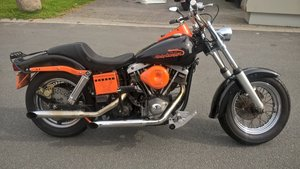 harley davidson FLH 1975 For Sale