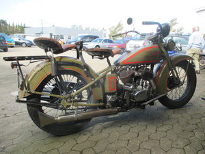 harley davidson 1931 VL  For Sale