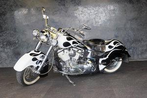 1993 Harley Davidson Softail Custom FXST The Ghost