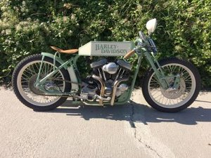 1997 Harley Davidson Sportster XL1200S 'Board Track Racer' C For Sale by Auction