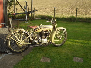 1919 Harley Davidson  7/9hp V Twin For Sale