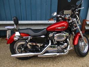 Harley Davidson Sportster XL1200C 2014