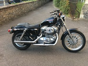 2003(53) Harley Davidson XLH883 Sportster - Winter Sale For Sale