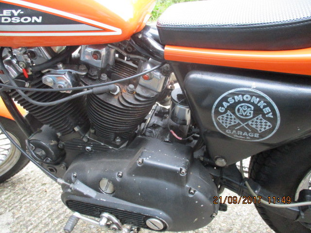 1981 Harley Davidson XLH 1000 For Sale (picture 5 of 6)