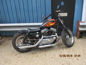 2000 Harley Davidson XLH Bobber For Sale