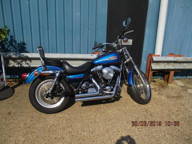 1990 Harley Davidson FXLR Dyna For Sale (picture 1 of 5)