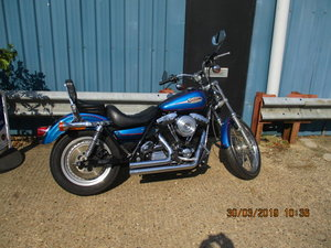 1990 Harley Davidson FXLR Dyna For Sale