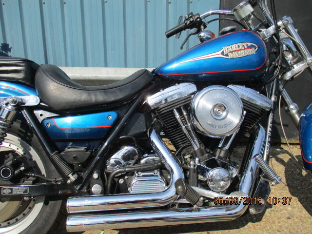 1990 Harley Davidson FXLR Dyna For Sale (picture 2 of 5)