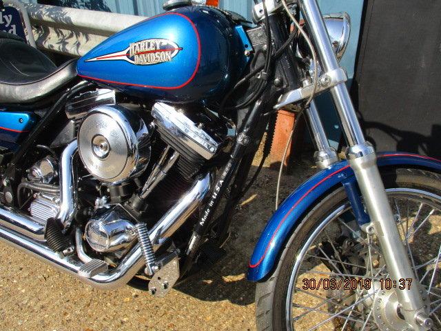 1990 Harley Davidson FXLR Dyna For Sale (picture 4 of 5)