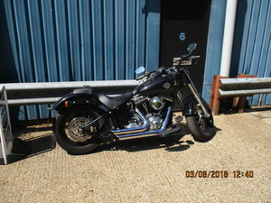 Picture of 2013 Harley Davidson Softail Slim FLS For Sale