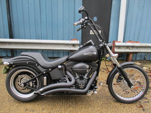 2008 Harley Davidson Night Train FXSTB 2009 For Sale