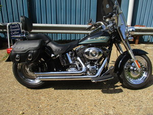 Harley Davidson FLSTFI Fat Boy 2009 For Sale