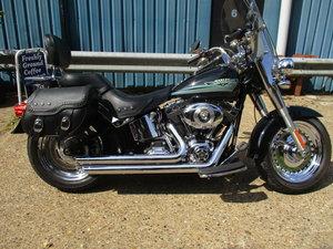 Harley Davidson FLSTFI Fat Boy 2009 SOLD